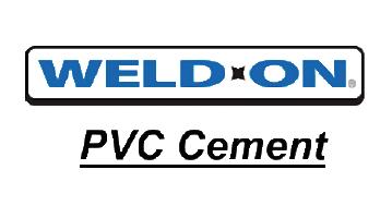 Weld on PVC